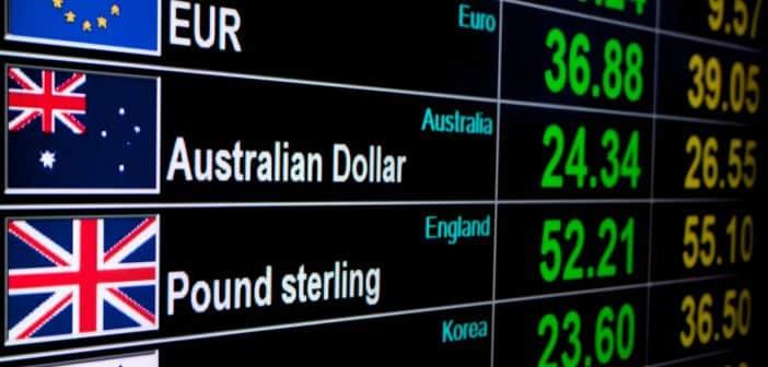 Comment on fixe le taux de change ?